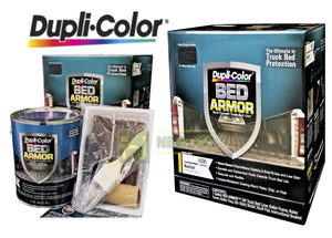 DUPLICOLOR BED ARMOR UTE LINER DIY KIT 3.78 LITRE BAK2010