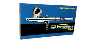 NEW IWATA AIRBRUSH HP.C PLUS AND HOSE HP CP 3MM KIT AUTO BODY ART ILLUSTRATOR