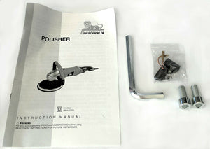 POLISHER CAR BUFFER 1500W 180MM SANDER ELECTRIC VARIABLE