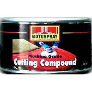 MACHINE GRADE CUTTING COMPOUND 500g AUTO HEAVY CUTTING RESTORE PANEL SPRAY
