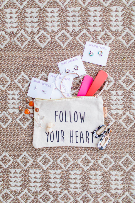 Follow Your Heart Bag