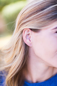 Gem Ear Climber - ShopBlondee