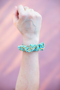 Lantana Scrunchie + Hair Tie - ShopBlondee