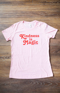 """Kindness is Magic"" T Shirt - ShopBlondee"