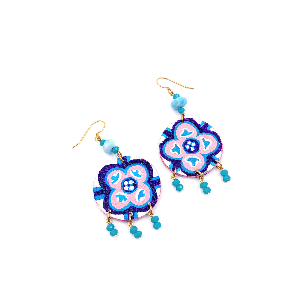 Losa Criolla Earrings by sketzii