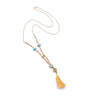Genesis Tassel Necklace
