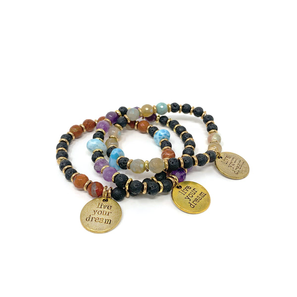 Live Your Dream Bracelet
