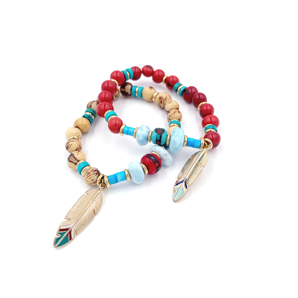Sovereignty Stretch Bracelet