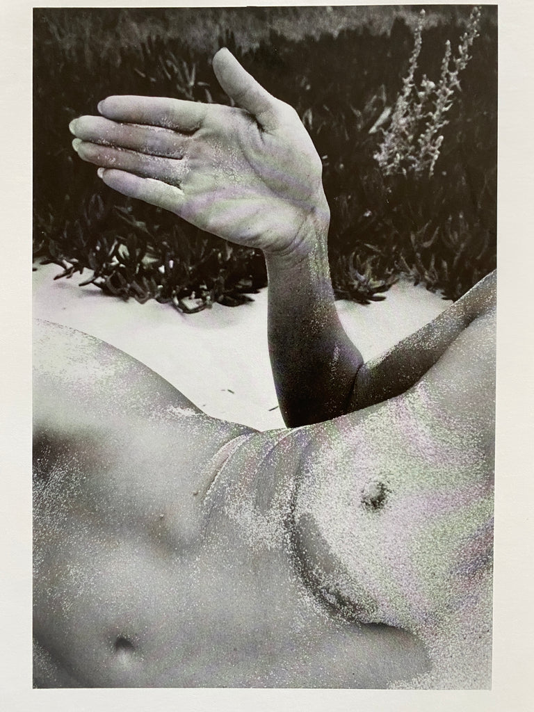 Twinka by Lucien Clergue
