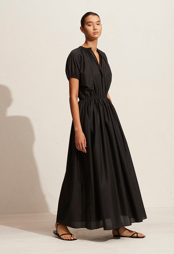 The Cocoon Long Dress