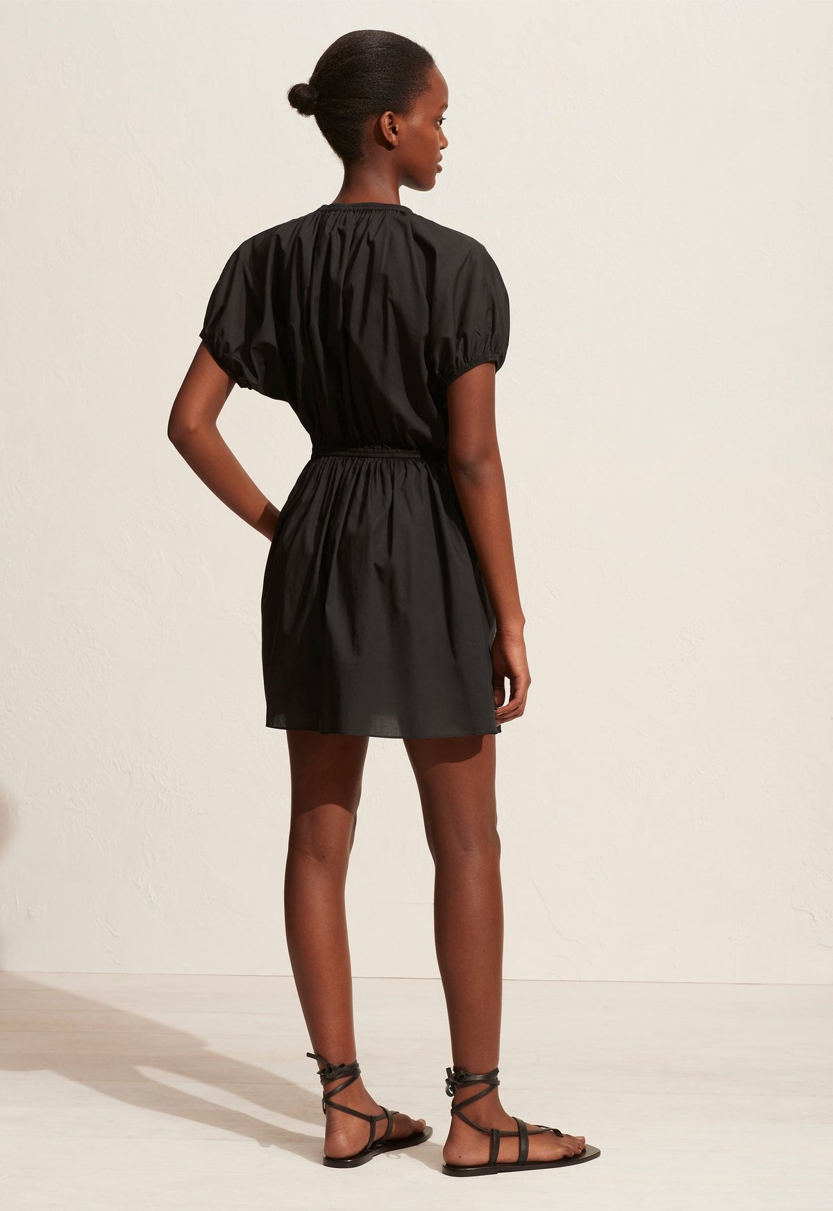 The Cocoon Mini Dress