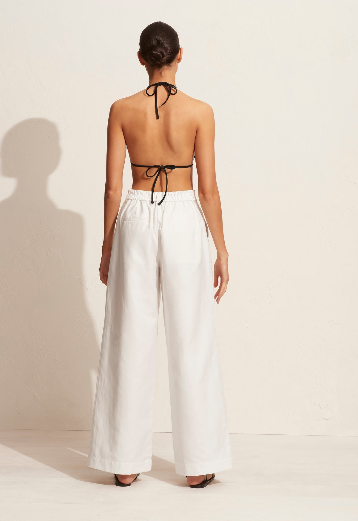 The Wide Leg Trouser