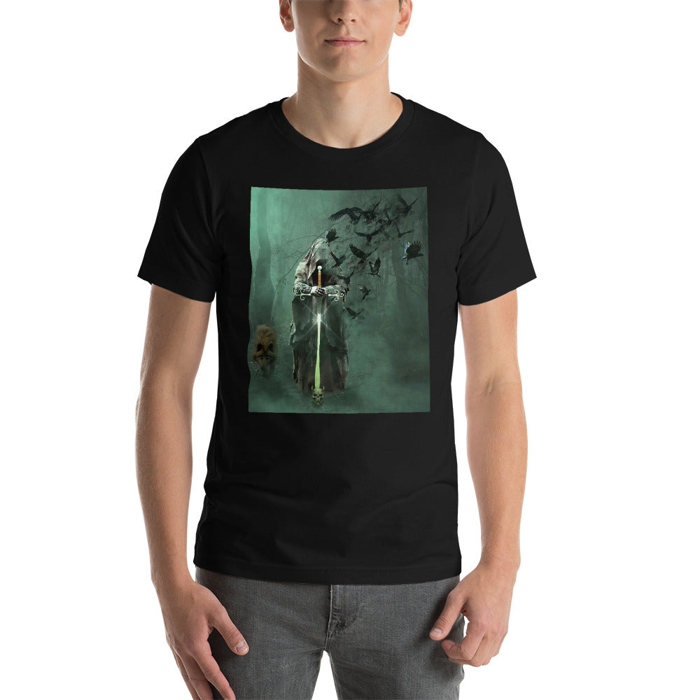 Short-Sleeve Unisex T-Shirt Excalibur