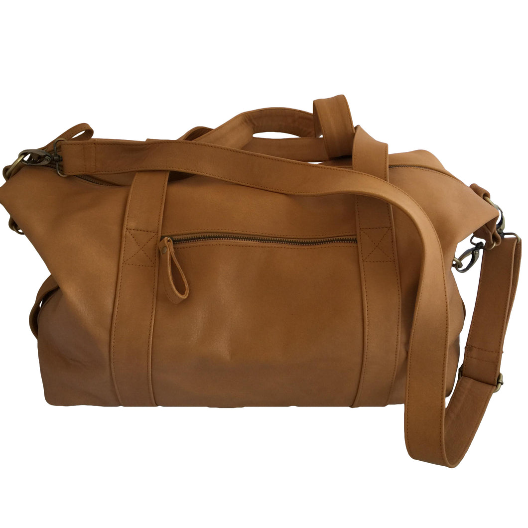 The_Maxton_Leather_Weekender_Bag, leather_bag, carter_the_label - Carter The Label
