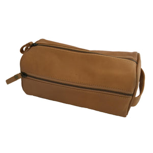 The_Arix_Leather_Toiletries_Bag, leather_bag, carter_the_label - Carter The Label