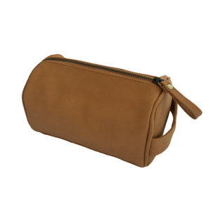 The_Drax_Leather_Toiletries_Bag, leather_bag, carter_the_label - Carter The Label