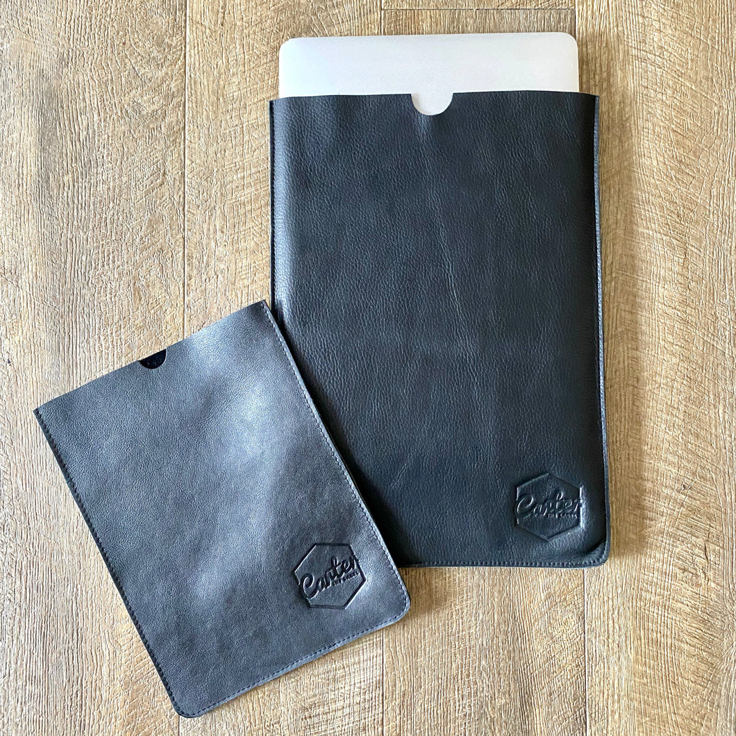 The Exodus Leather iPad Slip