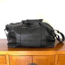 The Maxton Leather Weekender Bag