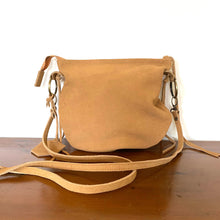 The Crixie Suede Bag