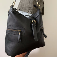 The Margaux Leather Shoulder Bag