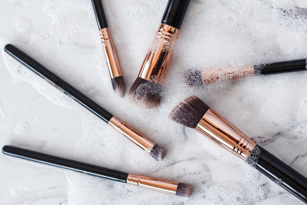 The 5 Steps for Flawless, Long Lasting Brushes