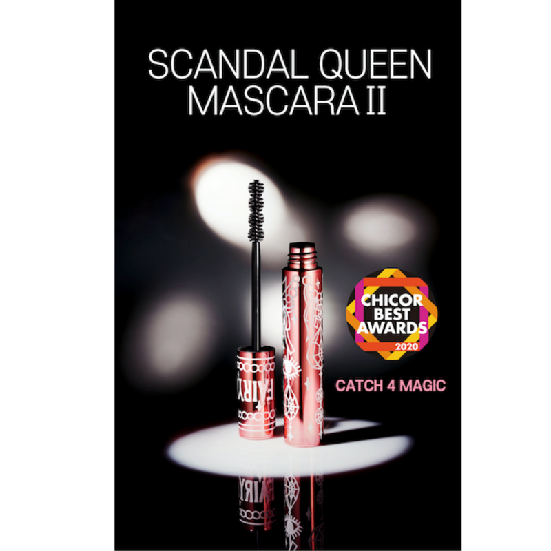 Scandal Queen II Mascara- Waterproof
