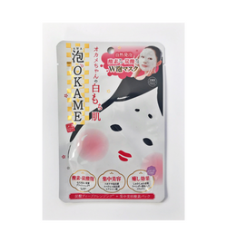 Awaokame Carbonated Mask