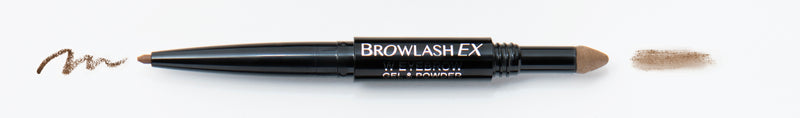 Browlash EX Strong Eyebrow Gel Pencil and Powder