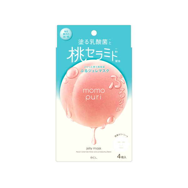 Momo Puri Jelly Masks