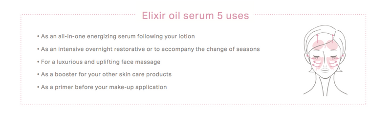 Elixir Oil Serum