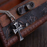 Real 925 Sterling Silver Pendant Cross