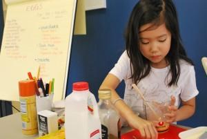 PreK-K Little Makers Camp