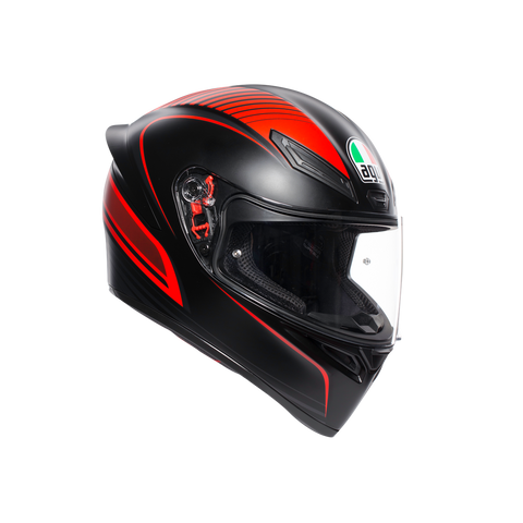 AGV K1 Warmup Integralhelm