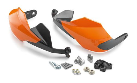 KTM PowerParts Handschutzkit Orange