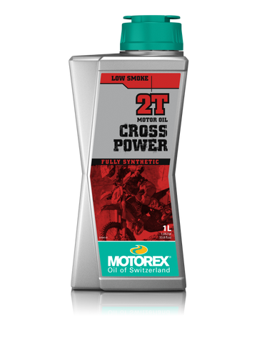 Motorex Cross Power 2T Fully synthetic