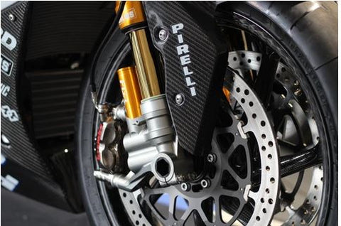 BMW HP4 Race Sensorring