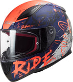 LS2 Integralhelm FF353 Rapid Naughty