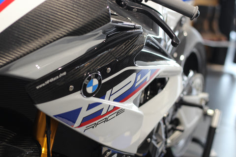 BMW HP4 Race Verkleidungsseitenteil links
