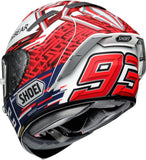 Shoei X-Spirit III Marquez5 TC-1