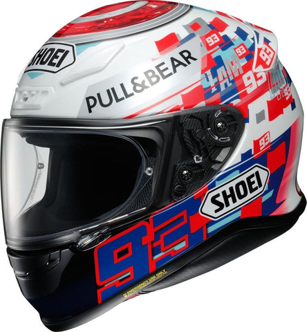 Shoei Marquez Power Up!