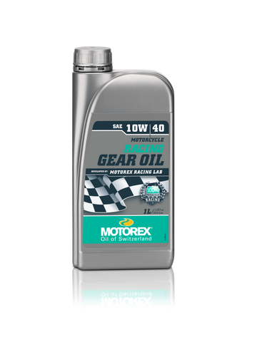 Motorex Racing Gear Oil 10W40 1Liter