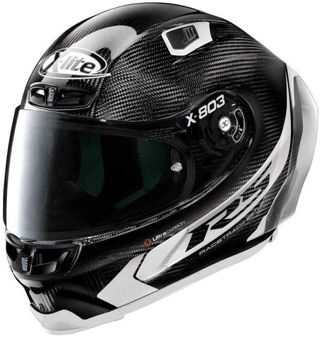 X-Lite Integralhelm X-803 RS Ultra Carbon Hot LAP 014