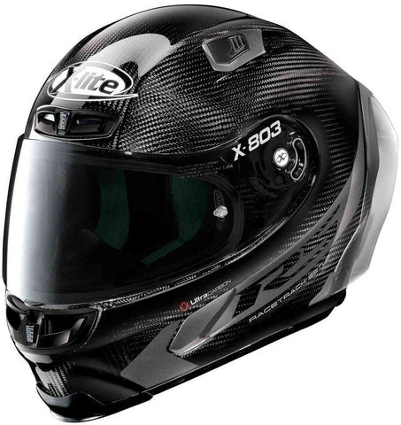 X-Lite Integralhelm X-803 RS Ultra Carbon Hot LAP 015