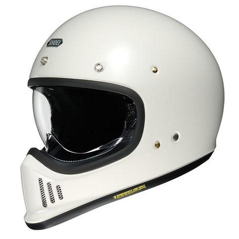 Shoei Retro-Crosshelm EX-Zero