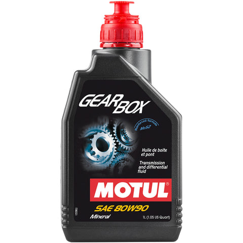 MOTUL Gear-Box 80W90 1Liter