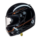 KTM X-Bow Racing Helmet GP - 5W Fieberglas by Arai
