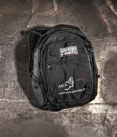 MCA Godfather of Motorcycles Rucksack