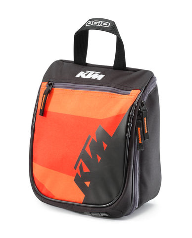 KTM Orange Toilet Bag