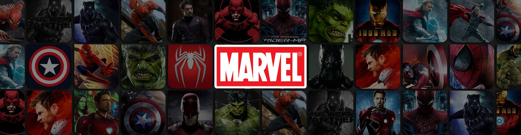 MARVEL Cushion Covers