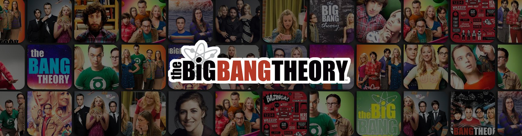The Big Bang Theory Notebooks